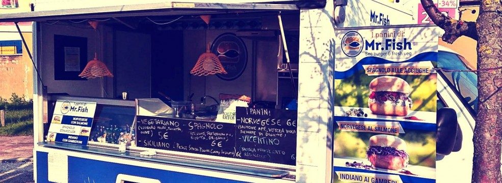 Mr Fish Sea Burger & Fresh Veg