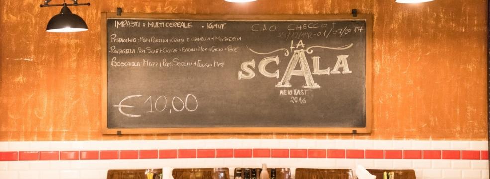 La Scala Osteria della Pizza