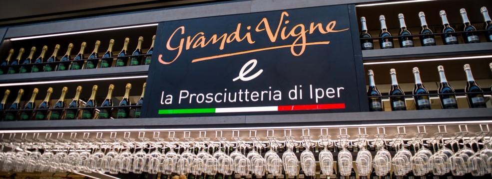 Grandi Vigne e la Prosciutteria di Iper