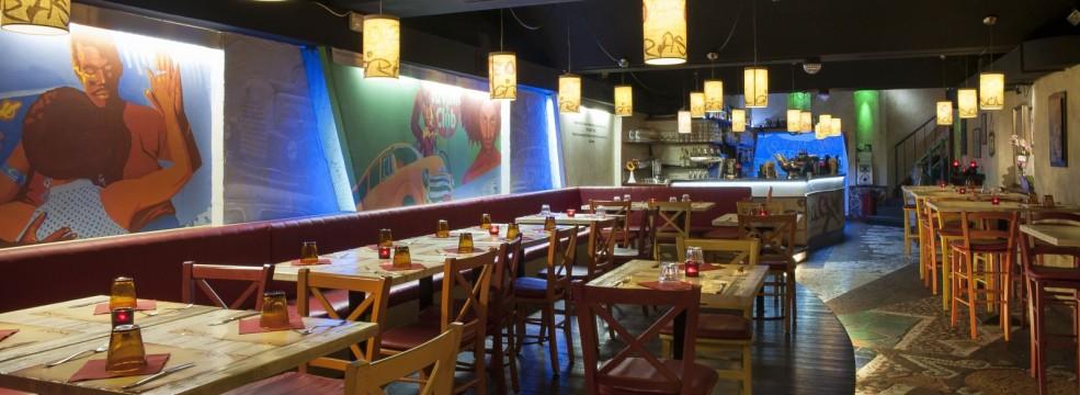 Pizzeria girasol firenze 2night firenze for Sala girasol