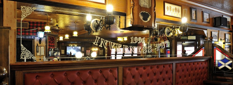 The Inverness Pub
