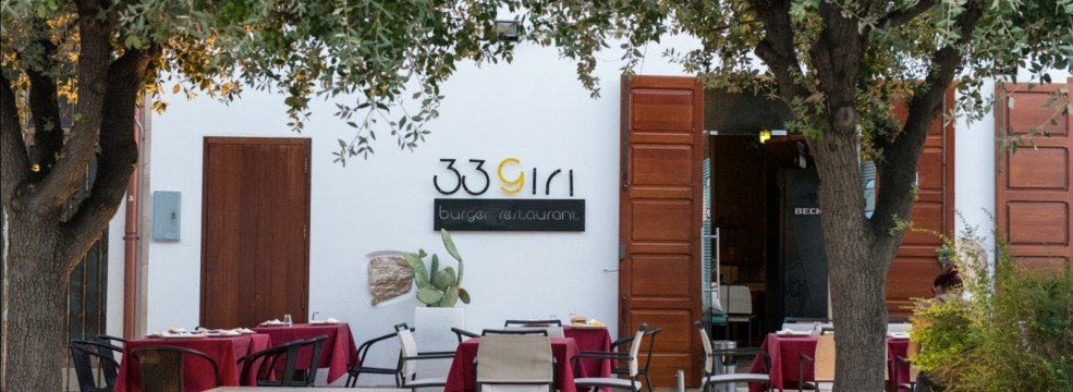 33 Giri Burger Restaurant