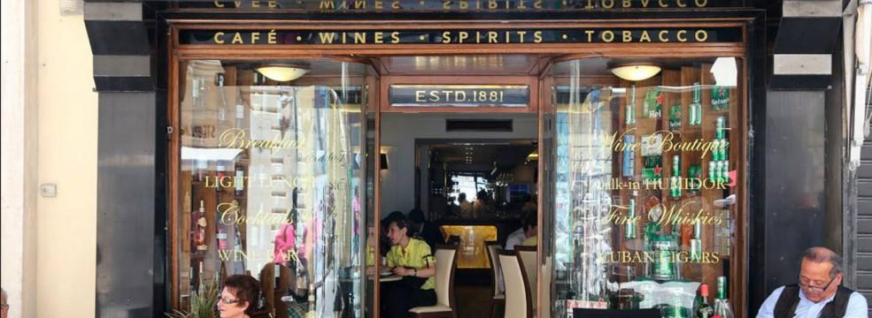 Charles Grech Café & Cocktail Bar