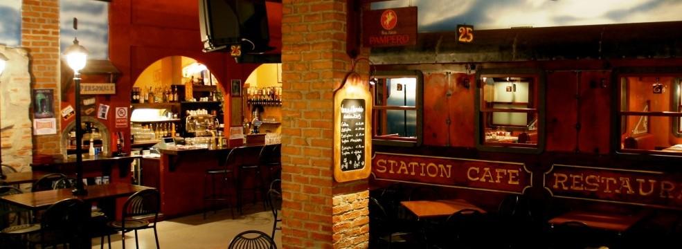 station cafe'