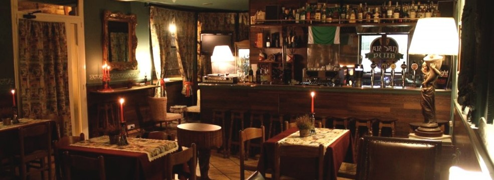 Aidan pub guidonia 2night guidonia for Arredamento pub irlandese