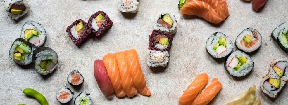 Sushimi - Take Away & Delivery
