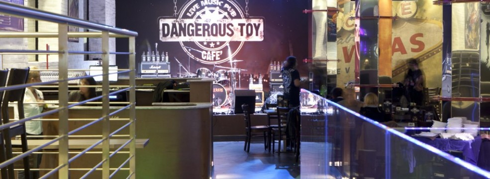 Dangerous Toy Cafè