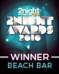 vincitore nazionale beach bar