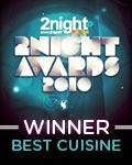 vincitore nazionale best cuisine
