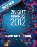vincitore nazionale comfort food 2012