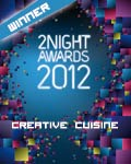 vincitore nazionale creative cuisine 2012