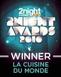 vincitore nazionale la cuisine du monde