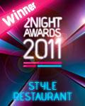 vincitore nazionale style restaurant 2011