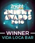 vincitore nazionale vida loca bar