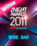 vincitore nazionale wine bar 2011