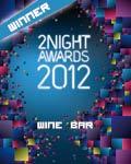 vincitore nazionale wine bar 2012