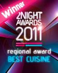 vincitore regionale best cuisine 2011