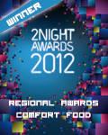 vincitore regionale comfort food 2012