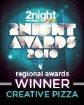 vincitore regionale creative pizza