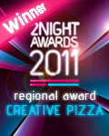 vincitore regionale creative pizza 2011