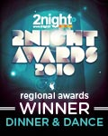 vincitore regionale dinner&dance