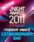 vincitore regionale extraordinary bar 2011