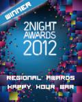 vincitore regionale happy hour bar 2012