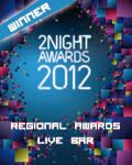 vincitore regionale live bar 2012