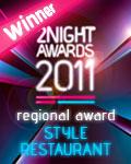 vincitore regionale style restaurant 2011