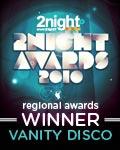 vincitore regionale vanity disco