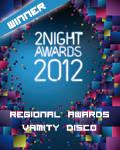 vincitore regionale vanity disco 2012
