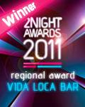 vincitore regionale vida loca bar 2011