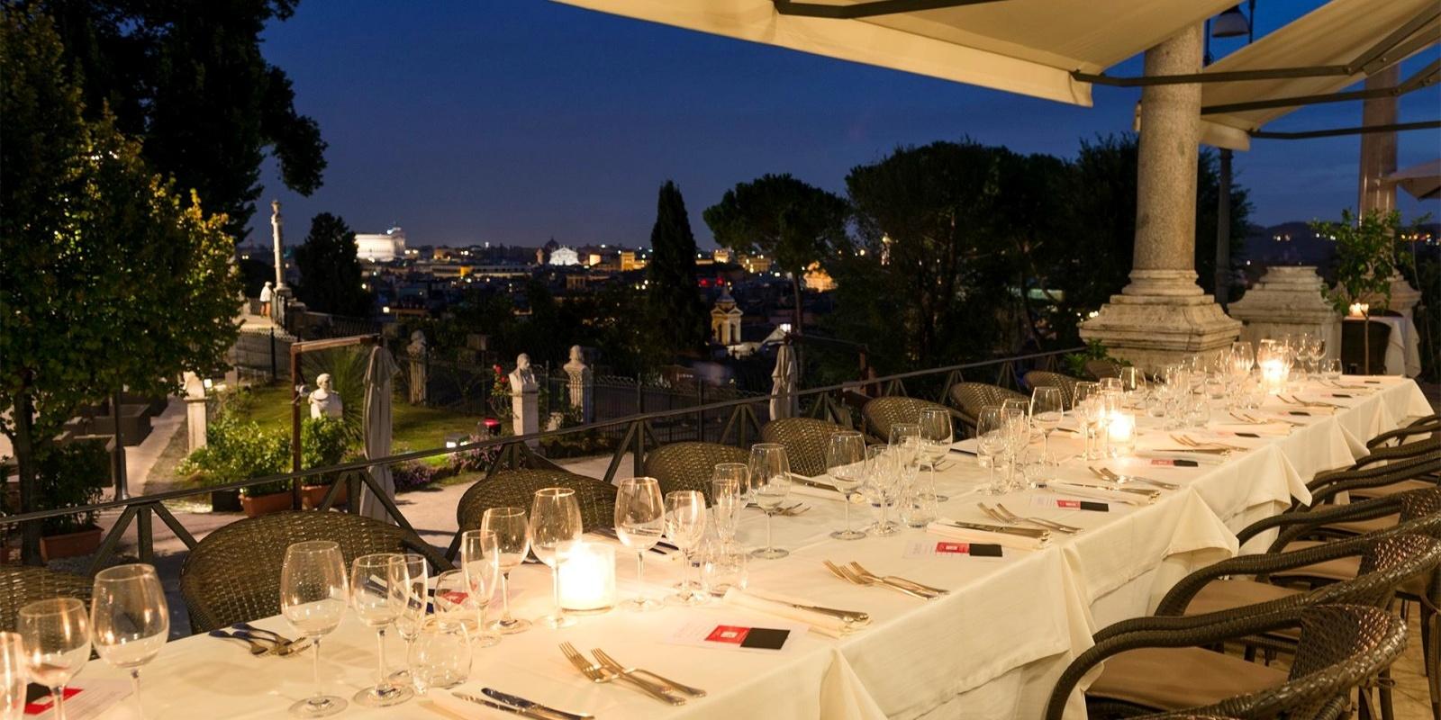 Favorito organizzare a Roma la festa dei tuoi 30 anni QE53