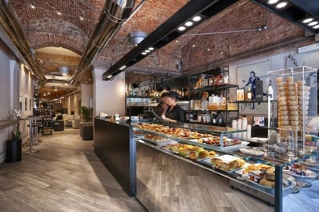 I ristoranti di design di firenze dove ancora pi bello for Belli arredamenti