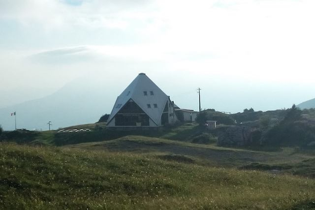 montagna rifugio nicola