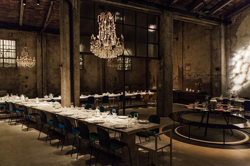 milano ristoranti club e locali dal fascino post industriale